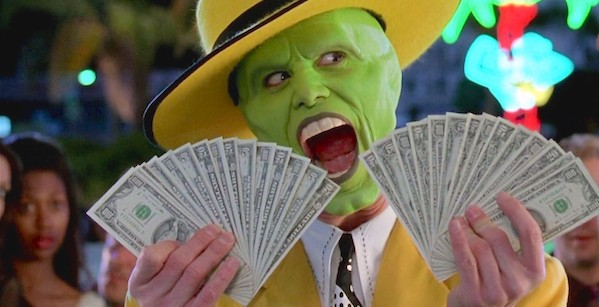 The Mask, movies/tv