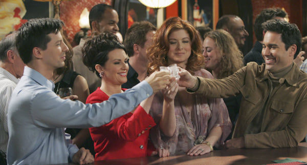 Will and Grace, movies/tv