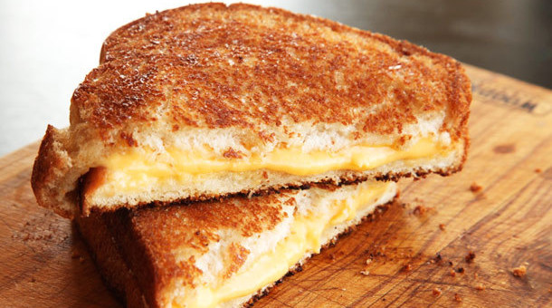 grilled cheese, food & drinks