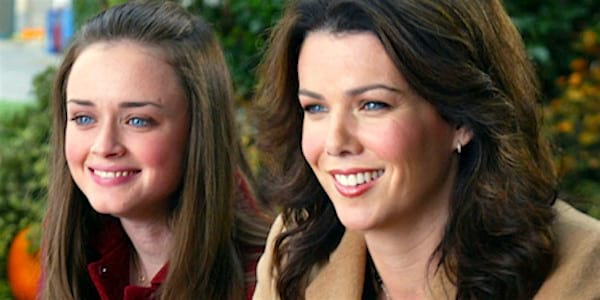 gilmore girls, rory, lorelai, alexis bledel, lauren graham, movies/tv
