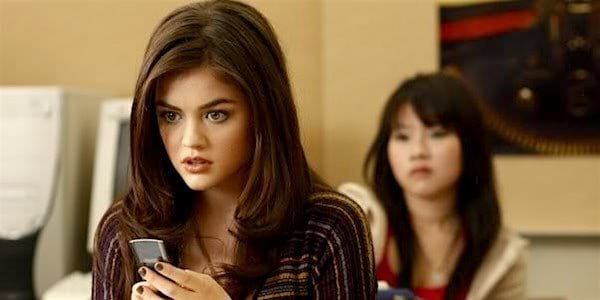 Pretty Little Liars, aria montgomery, lucy hale, PLL, movies/tv, celebs