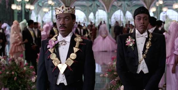 coming to america, movies/tv