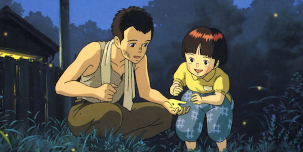 Grave of the Fireflies, movies/tv