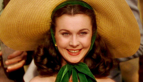 gone with the wind, southern belles, movies/tv