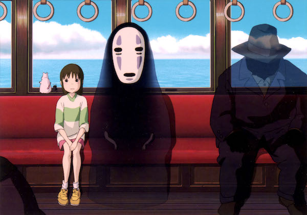 Spirited Away, movies/tv, pop culture