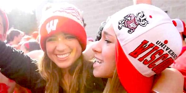 Wisconsin, Madison, Badgers, WI, culture, school