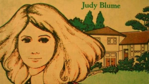 Are you there god it's me margaret, judy blume