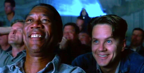 Shaw Shank Redemption, pop culture, culture, movies/tv
