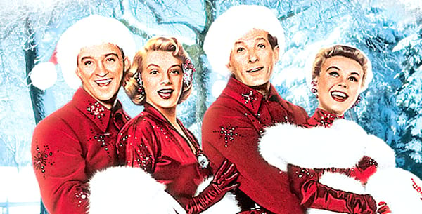White Christmas, culture, pop culture, movies/tv