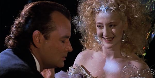 scrooged, bill murray, christmas, movies/tv