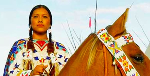 Native American woman, pop culture, culture
