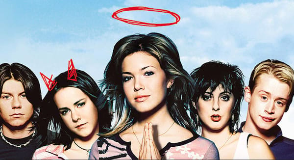 saved!, Mandy Moore, relgion, angel