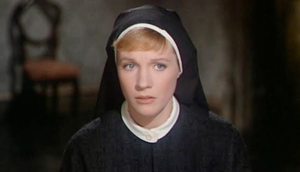 catholic, nun, Sound of Music