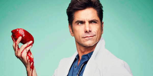 John Stamos, scream queens, doctor