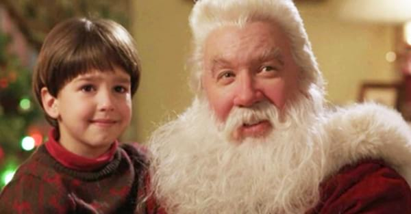 The Santa Clause, christmas, movies/tv