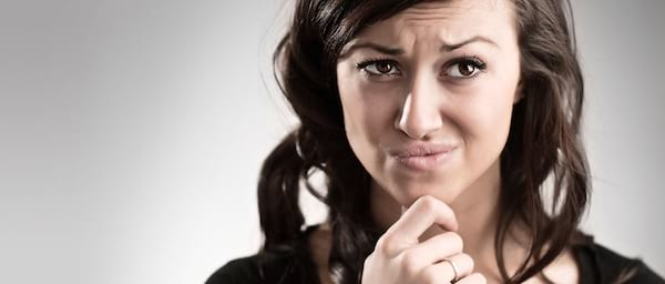 woman, confused, perplexed, not sure, woman confused, family, pop culture, relationships, how to