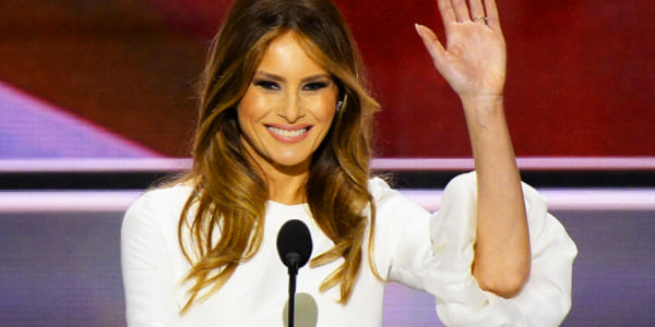 Melania Trump, Slovenia, beauty, politics