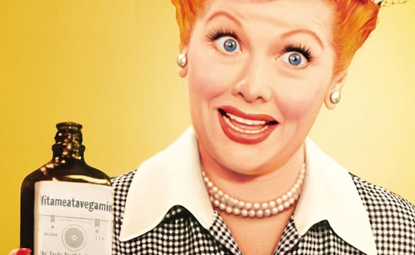 I Love Lucy, lucielle ball