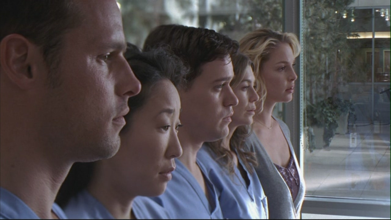 grey's anatomy, season 1, Grey's, Interns