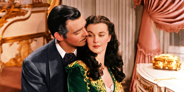 gone with the wind, scarlett, rhett, South, Southern, movies/tv, fashion, culture
