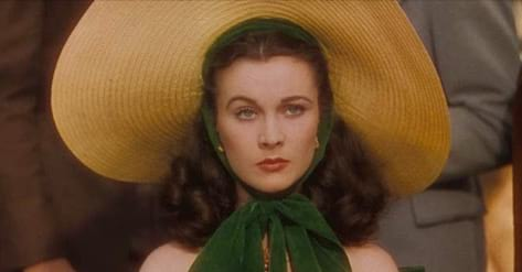 gone with the wind, South