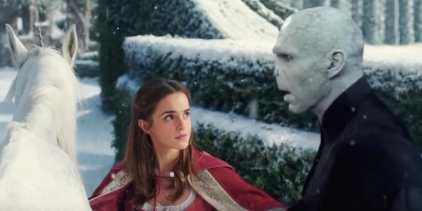 lord voldemort, beauty and the beast