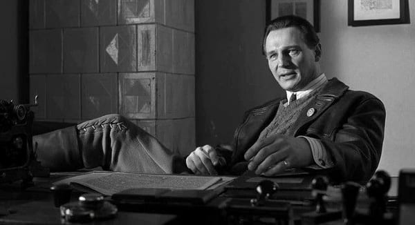 Schindler's List, movies, liam neeson as oskar schindler, 1993