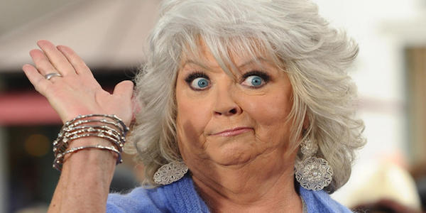 South, Paula Deen, eating, celeb