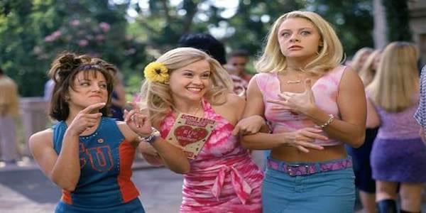 sorority, Legally Blond