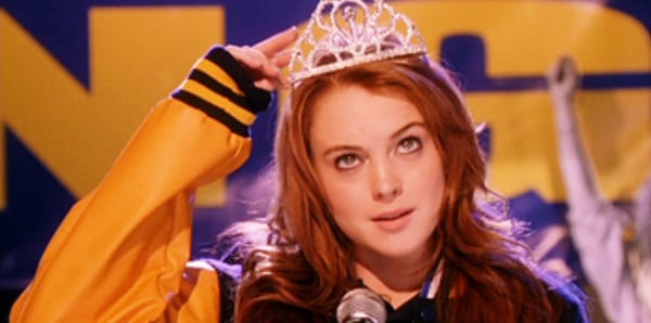 mean girls, movies/tv