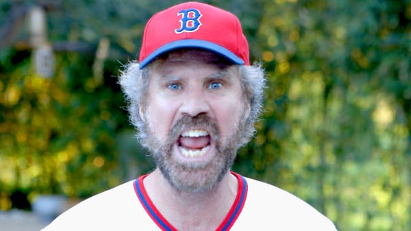 Will Ferrel, new england, boston, red sox