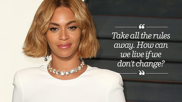 17 Beyonce Quotes For Women Who Are Strong At Heart - Women.com
