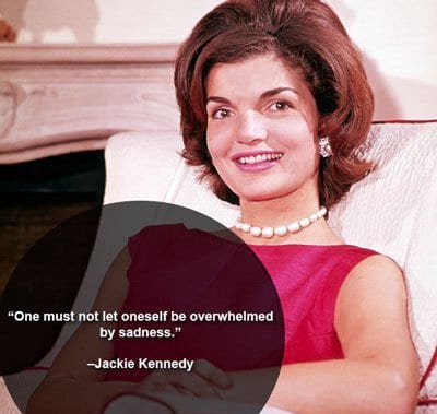 17 Quotes From Jackie Kennedy Every Woman Should Read ...