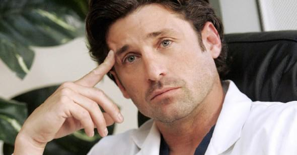 grey's hero, Grey's, derek shepherd, grey's anatomy