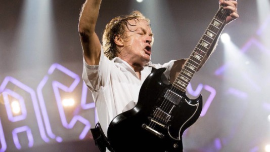 ACDC, rock