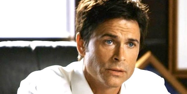 West Wing, rob lowe