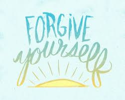 forgive yourself, self love, let go
