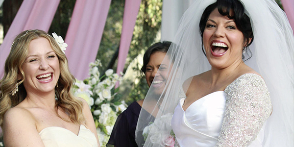 grey's anatomy, arizona robbins, callie torres, grey's hero
