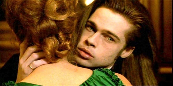 movies/tv, interview with a vampire, brad pitt, vampire mythological creatures