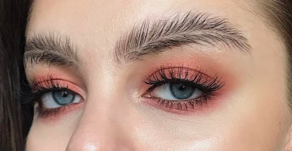 eyebrows, makeup, brows, feathered brows, beauty