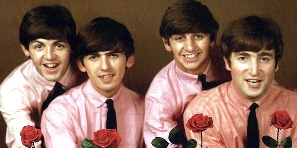 the Beatles, Beatles, roses, 70s