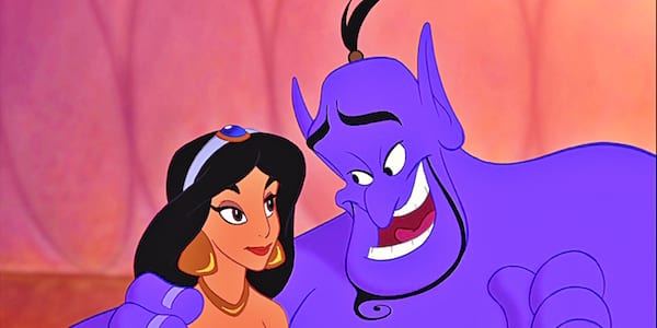 genie, aladdin, disney movies, quotes, relationships, pop culture, movies/tv