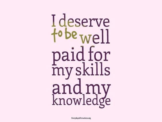 work, affirmations, quotes, career, culture, money, school