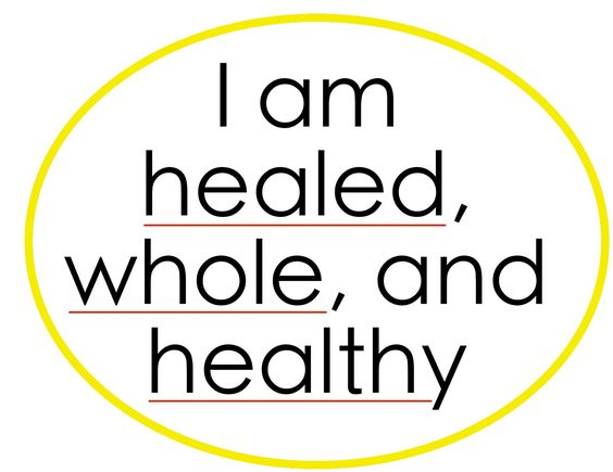 affirmations, quotes, Disease, healing, diet, fitness, health, food & drinks, culture