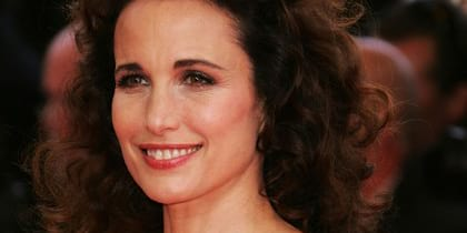 Andie MacDowell, lady, woman, mature woman, movies/tv, celebs