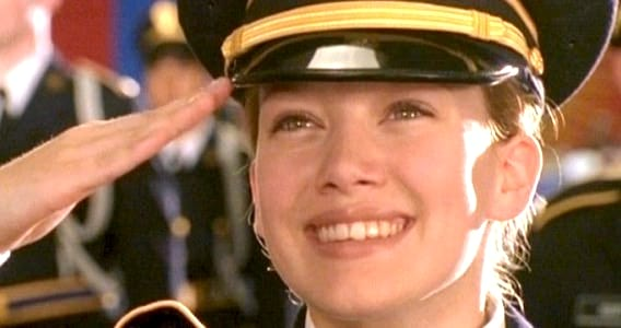 Cadet Kelly, military, army
