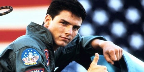 top gun, america, thumbs up, good