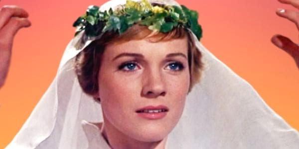 Clipping, clipping religion, religion, religious, Sound of Music, mary, bible, God, jesus, christian, catholic, photoshop, Julie Andrews
