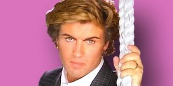 george michael, Clipping, 80s, wham, Music, singer, throwback, pop