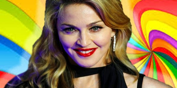 madonna, clipping Madonna, Clipping